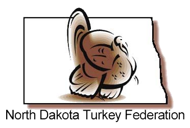 ND turkey federation logo